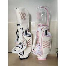 Bag Caddy-Bag Golf-Set-Bag Staff ANEW Women Ladies Brand Pink Cart Standard-Stand Complete