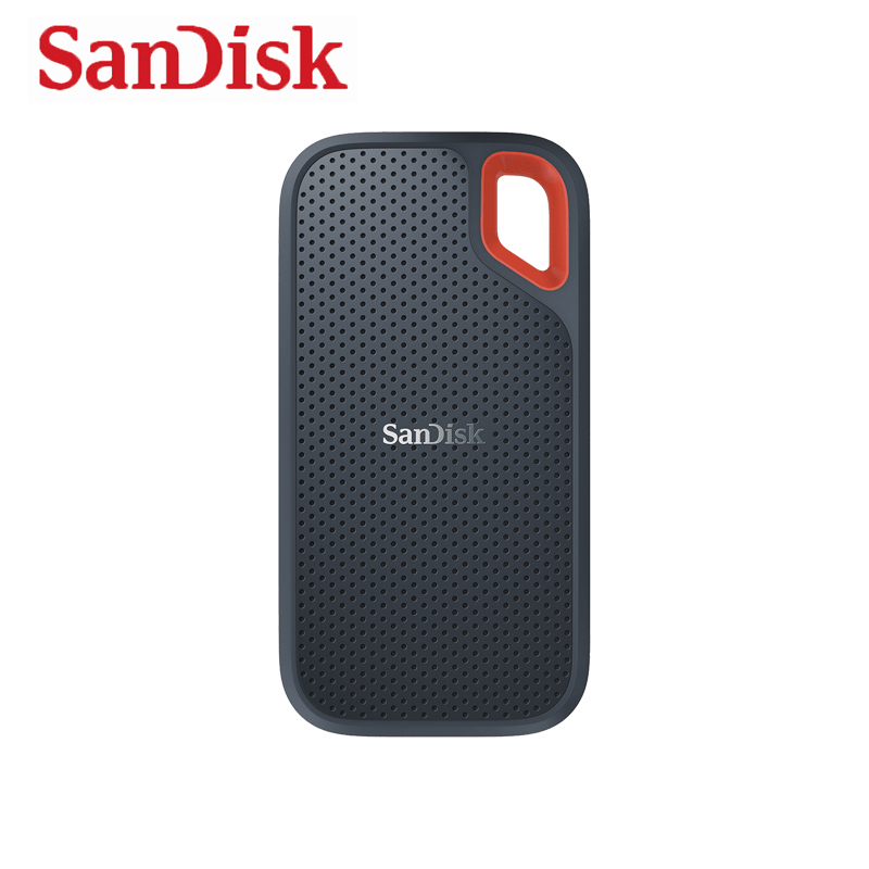 SanDisk Portable External SSD 1TB 500GB 2TB External Hard Drive SSD USB 3.1 HD SSD Hard title=