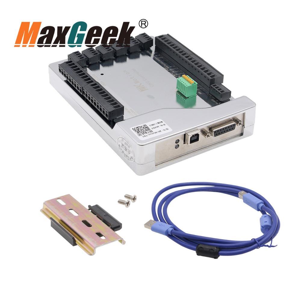 MACH3 CNC Motion Board USB Engraving Machine Control Card 500KHz Output