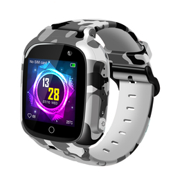Смарт-часы LEMFO LEC2 для детей, GPS, 600 мАч, аккумулятор, Детские Смарт-часы IP67, водонепроницаемые, SOS для детей, поддержка видеосъемки