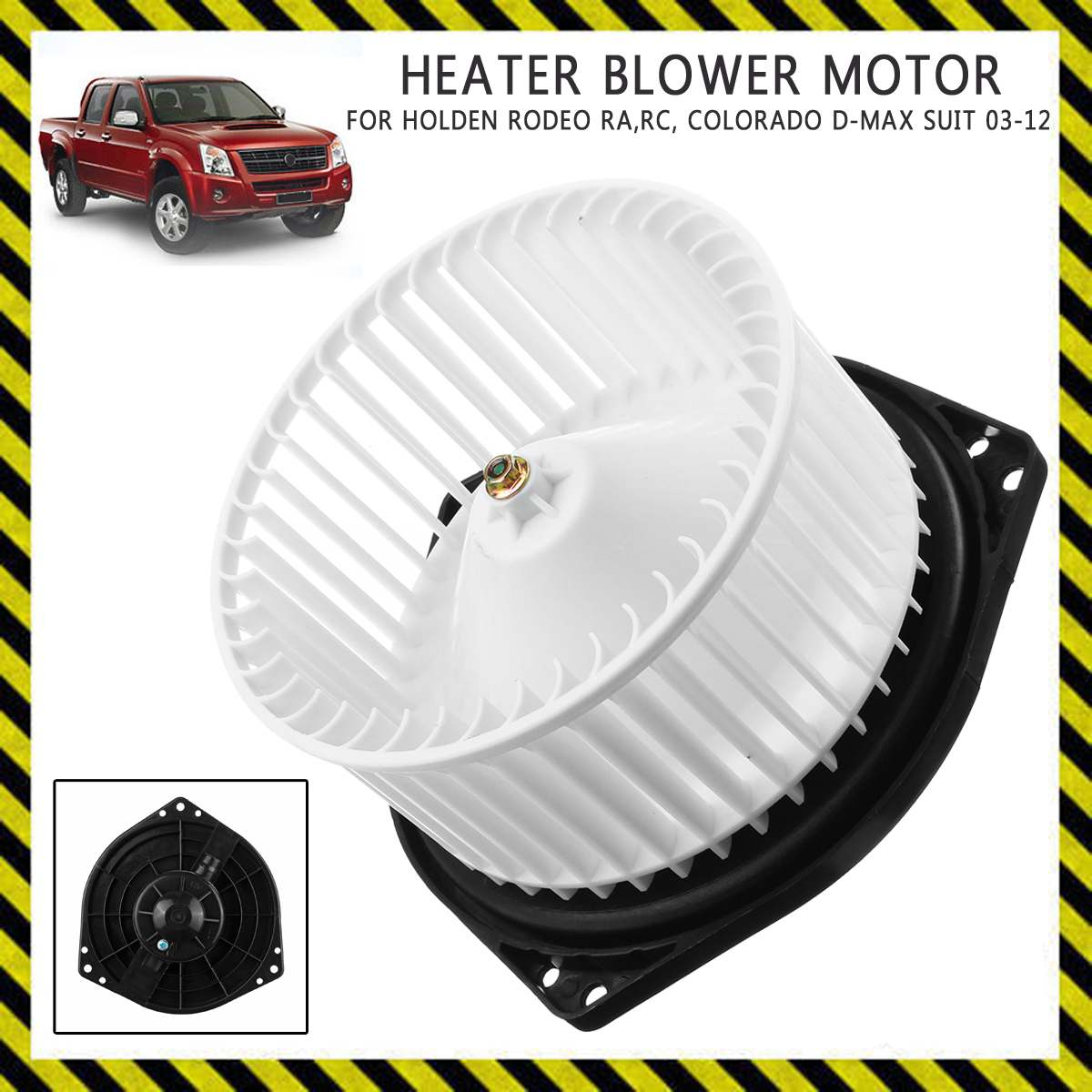 RHD Heater Blower Motor Fan Cabin For Holden Colorado RG Isuzu D-MAX 2012-2017