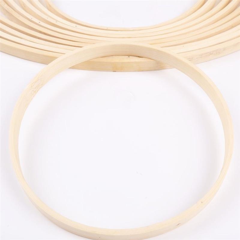 Bastidores//aros de madera dorados para punto de cruz y bordado 14 35 cm color oro 10-45 cm