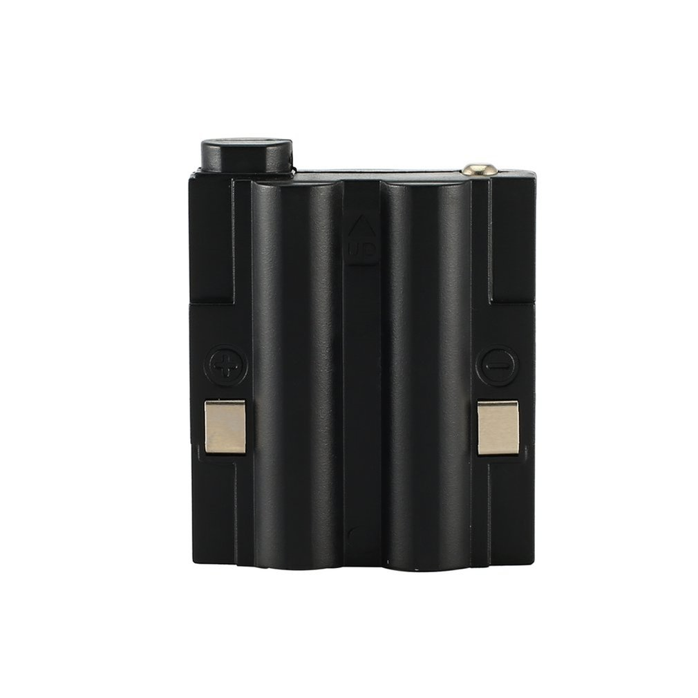 2x 700mAh NI-MH 2-Way Radio Battery For Midland AVP-7 BATT5R BATT-5R GXT1000