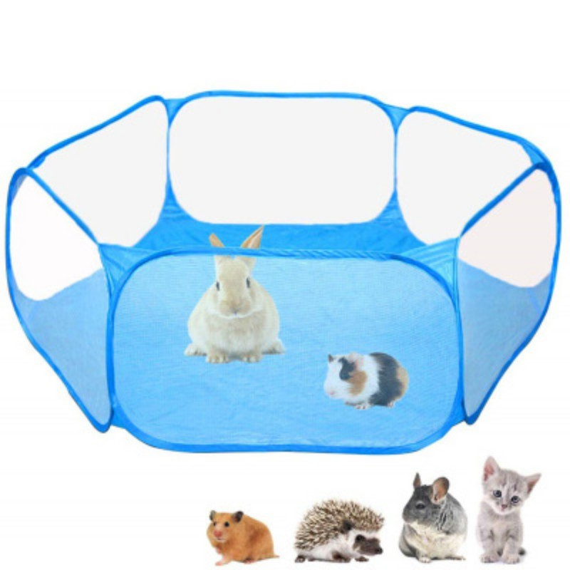 Pet - Portable/fold-able Small Animals play Exercise Fence