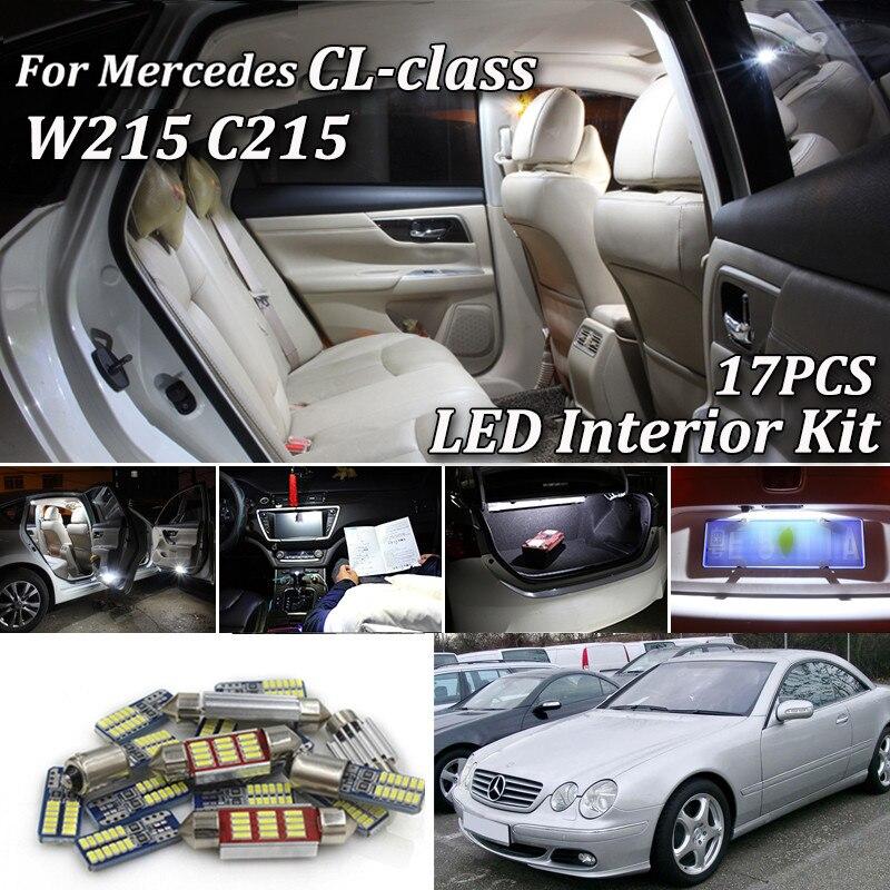For Mercedes C215 CL600 CL65 AMG 2003-2006 Upper Radiator Cooling Hose Genuine