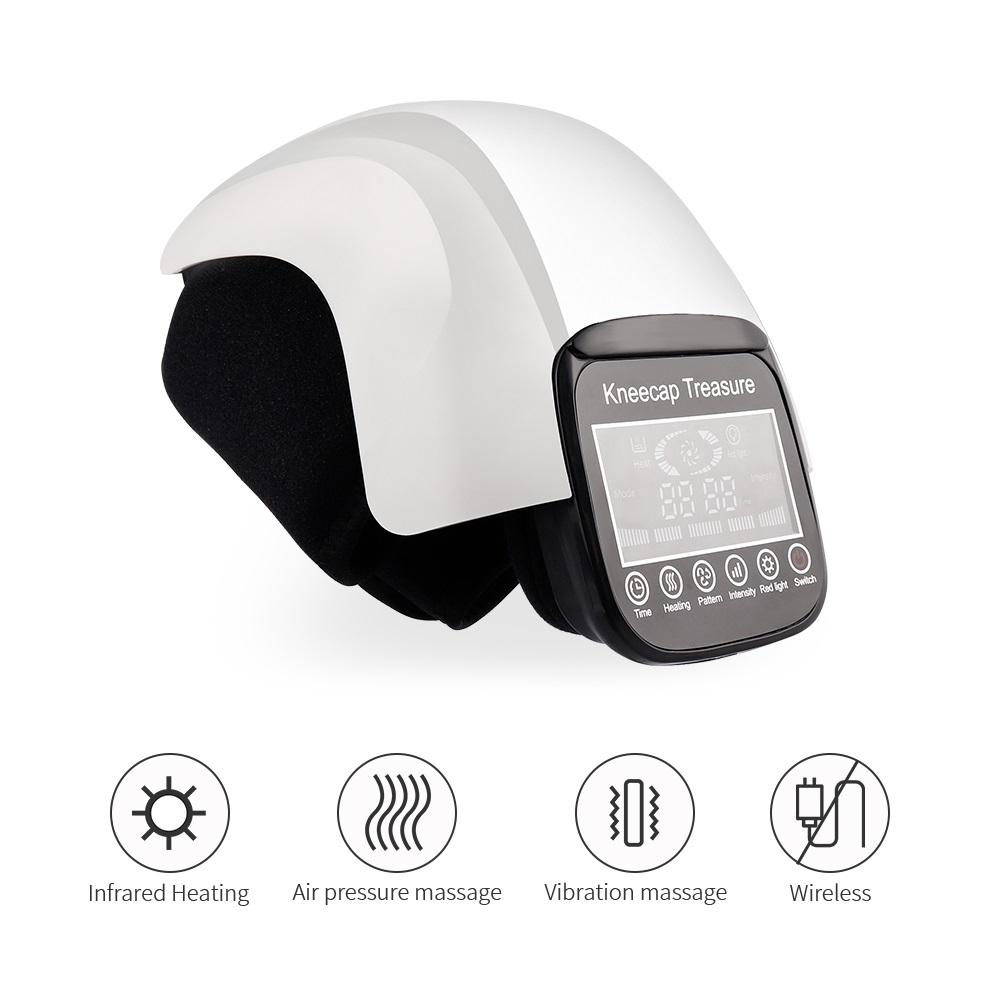 Electronic Knee Massager Machine