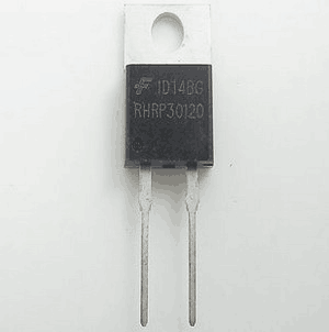 1200V 30A 10 x Semi RHRG30120 Switching Diode 2-Pin TO-247