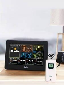 Fanju Alarm-Clock Weather-Station Digital Wind-Direction Fjw4-Wifi Wall