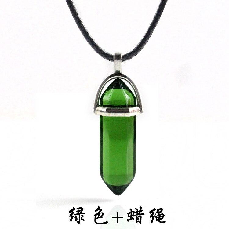 绿色+蜡绳