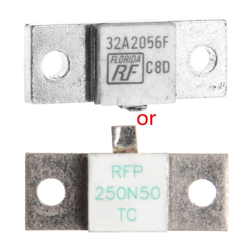 1Pc RF termination microwave resistor dummy load RFP 250N50 250w 50ohm-KT