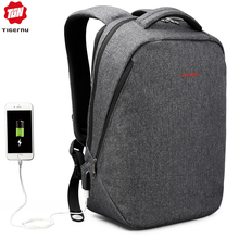 Tigernu Laptop Backpacks Schoolbag Water-Repellent Travel Business Anti-Theft Causal