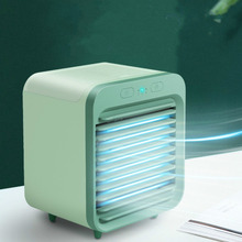 Office-Fan Air-Cooler Small USB Desktop Ventilador Dormitory Rechargeable Student Wireless