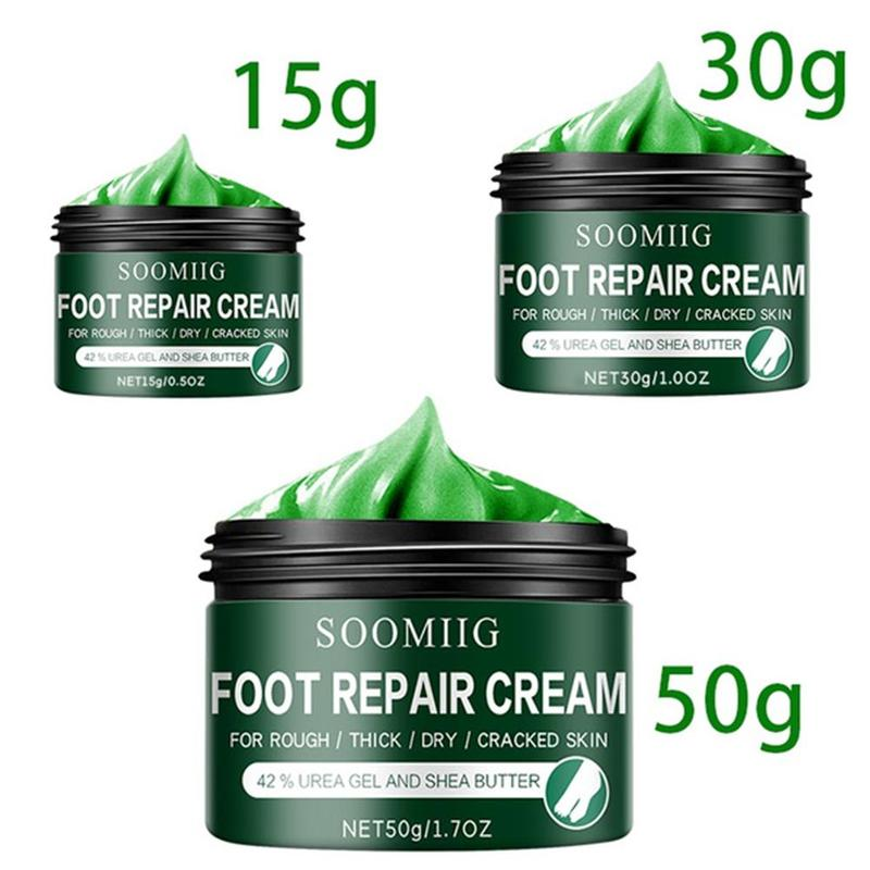 Foot Care Lotion for Cracked Heels