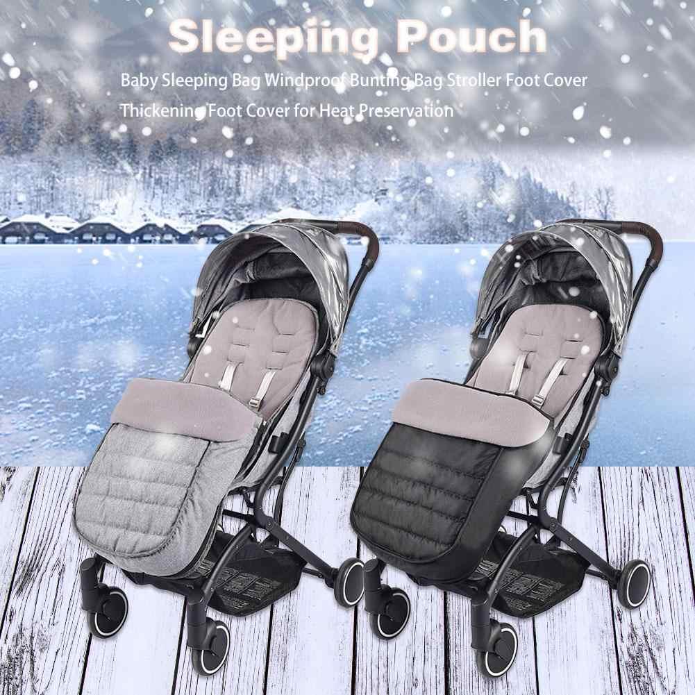 Universal Baby Toddler Stroller Warm Sleeping Bag Foot Cover Footmuff