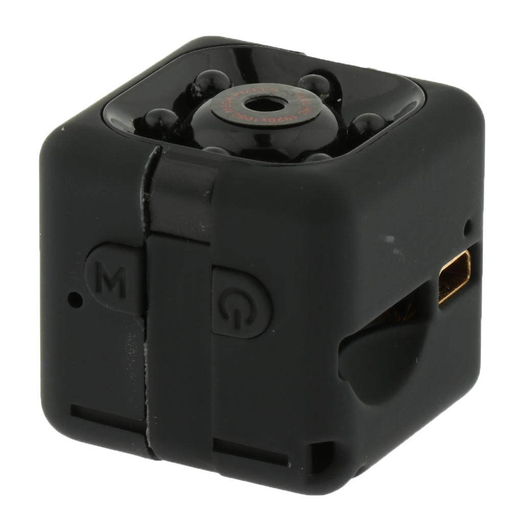 SQ11 1080P HD Video Recording Mini Camera Car DV DVR Camera Dash Cam IR Night Vision Camcorder Recorder Micro Camera Sport DV