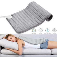 Heating-Pad Warmer-Wrap Temp-Heater Shoulder-Back Pain-Relief Electric-Therapy Blanket-Neck