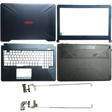 Laptop FX504 ASUS Palmrest/bottom-Case for FX80 47BKLLCJN70 LCD Black