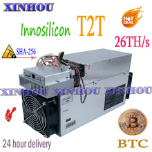 Bitcoin Miner Innosilicon T2t M21S T3 Z11 T17 S17 M20S Old-Btc Economical Than BCH 26T