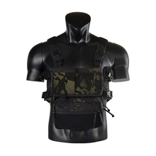 Hunting-Vest Chest-Rig Twinfalcons Ranger Green Airsoft W/mag-Pouch Military TW-CR002/CR003