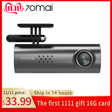 70mai Camera Mirror Car Dvr Voice-Control Dash-Cam Wifi Xiaomi Night-Vision English Hd1080p