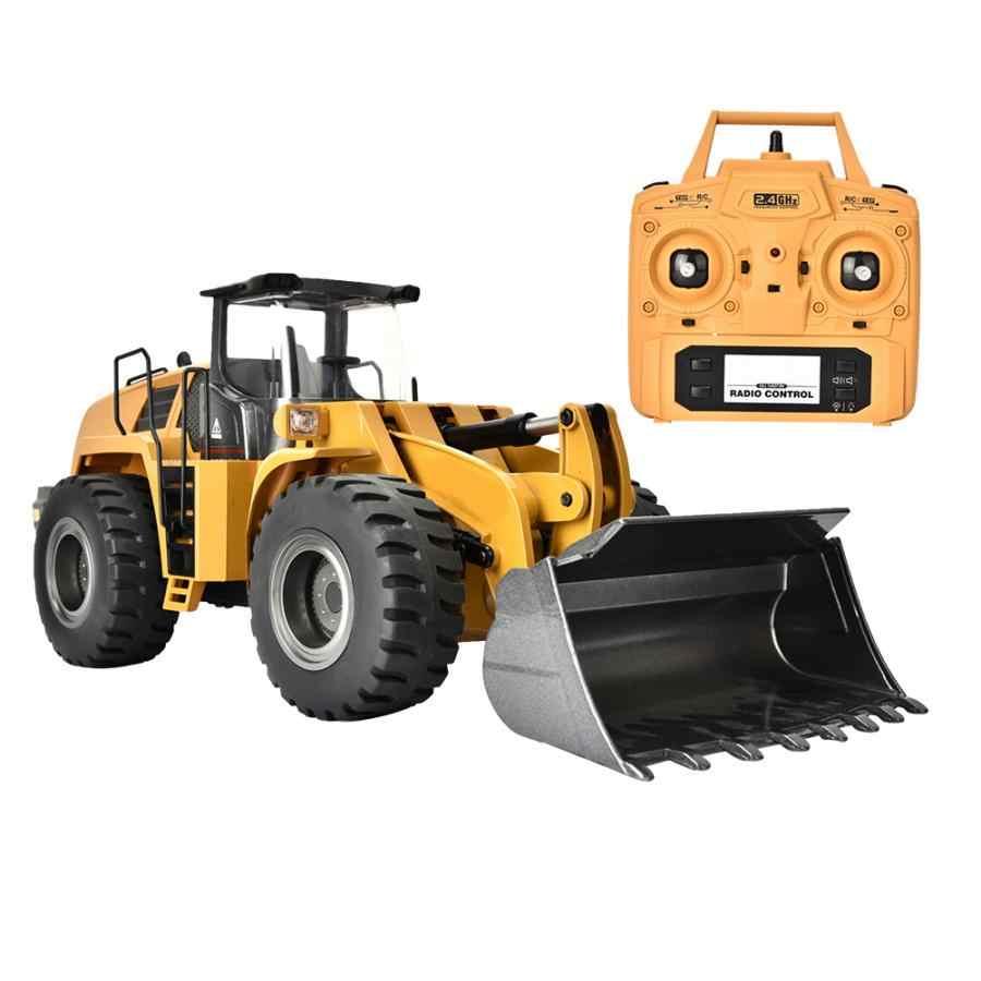 1//14 HUINA583 Remote Control RC Truck Excavator Car Engineering Crawler Vehicle