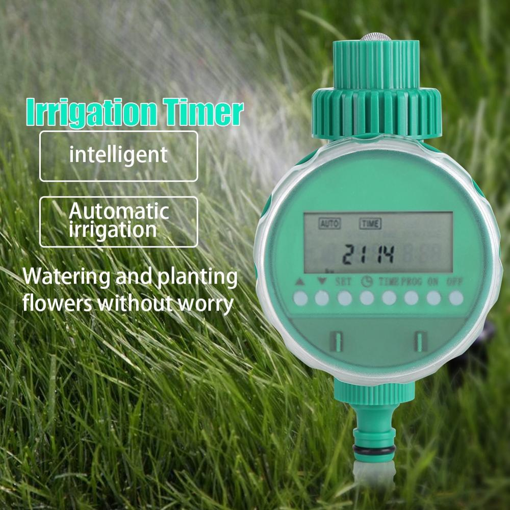 Timer Irrigation-Controller Garden-Watering-Timer Home Garden Automatic-Mat Yard Outdoor title=