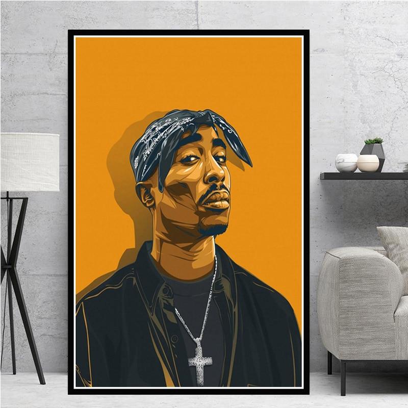 dise/ño moderno de Rapero 30 x 45 cm Aputu Hip-hop Rapper Xxxtentacion 2 P/óster art/ístico para pared y pared