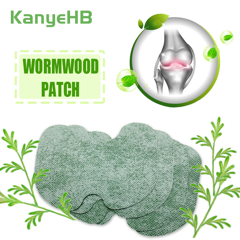 6/12/24/36/48/60pcs Knee joint Medical Plaster Wormwood Extract Joint Ache Pain Relieving Sticker Rheumatoid Arthritis Patches