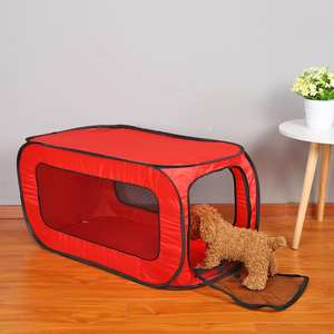 Pet-Tent Fence Playp...