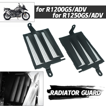 Radiator Guard Grille For BMW R1200GS Adventure R1250GS R1200 R1250 GS LC ADV 2019 Cover Protector Protection Cubre Radiador