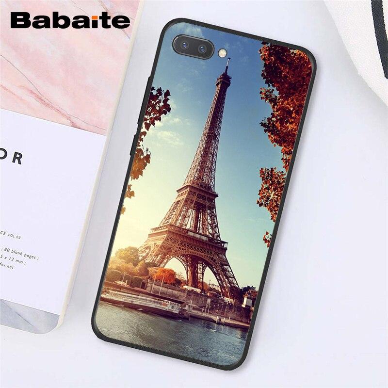 Love London Paris Eiffel tower France