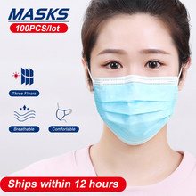 lot masque buccal