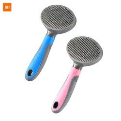 Xiaomi Youpin щетка для удаления волос для кошек, расческа, инструменты для ухода за домашними животными, триммер для волос, расческа для кошек Xiomi ...