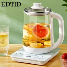 Electric-Kettle Heater Slow-Cooker Health-Pot Glass Multifunction Stew Mini Porridge