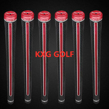 Iron-Grip Golf-Clubs-Grips Standard/midsize Black KXG with Red-Line 50/100pcs DHL Hot