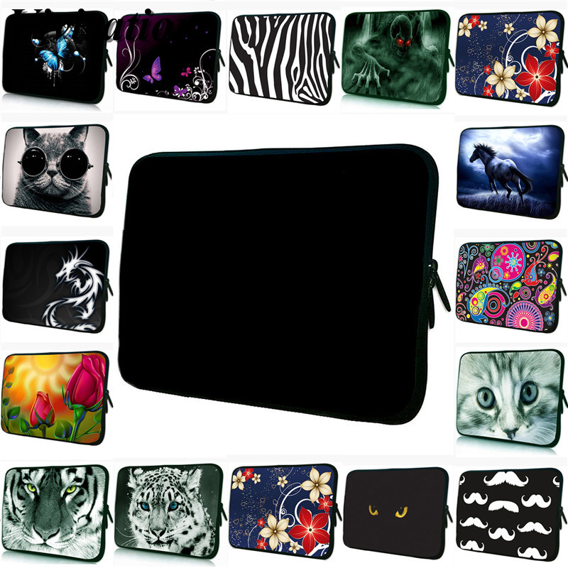 "For iPad Mini 5 Sleeve Zipper Bolsas 2020 Unisex Black 7.7"" 7.9"" 8.0"" 7 Inch Tablet PC Case Mens Women Girls Netbook Cover Bag"