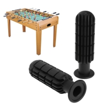 Replacment Foosball Soccer-Part Table Kid Grip 2pcs Pvc-Handle Hotselling