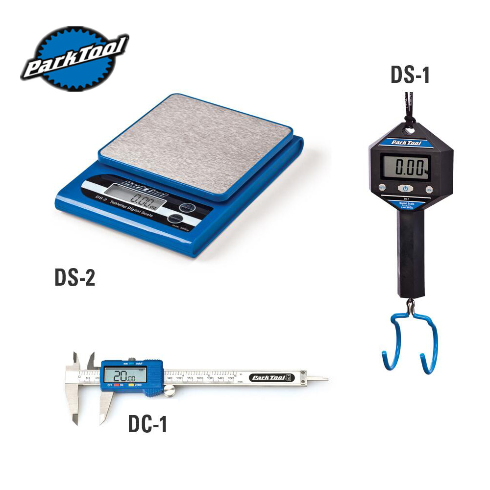 Park Tool DS-1 Hanging Digital Scale for Bicycles Parts Bikes Luggage