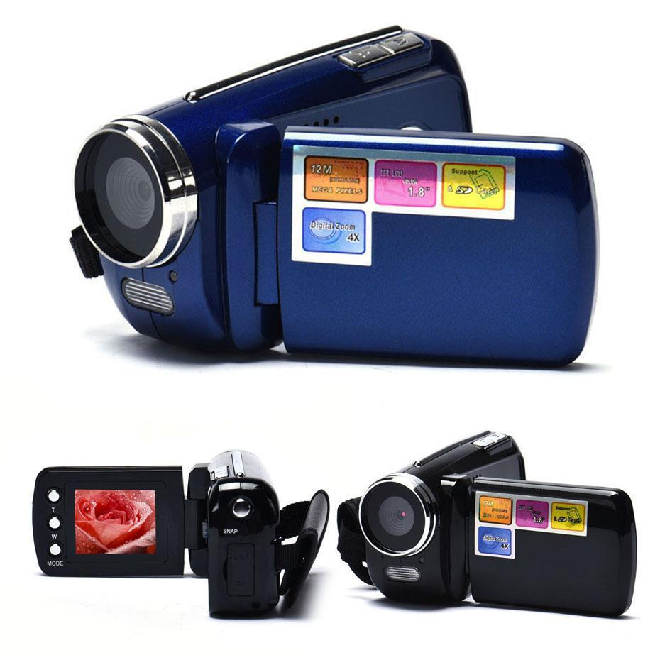 BEESCLOVER Camcorder Recording-Camera Zoom R60 Handheld Digital Night-Vision 1080P DV title=