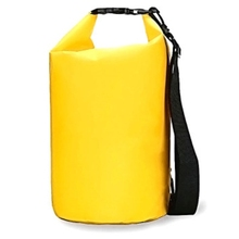 Dry-Bag for Kayaking Boating Swimming Camping Beach Top-Sack 15l-Roll Keeps-Gear Waterproof