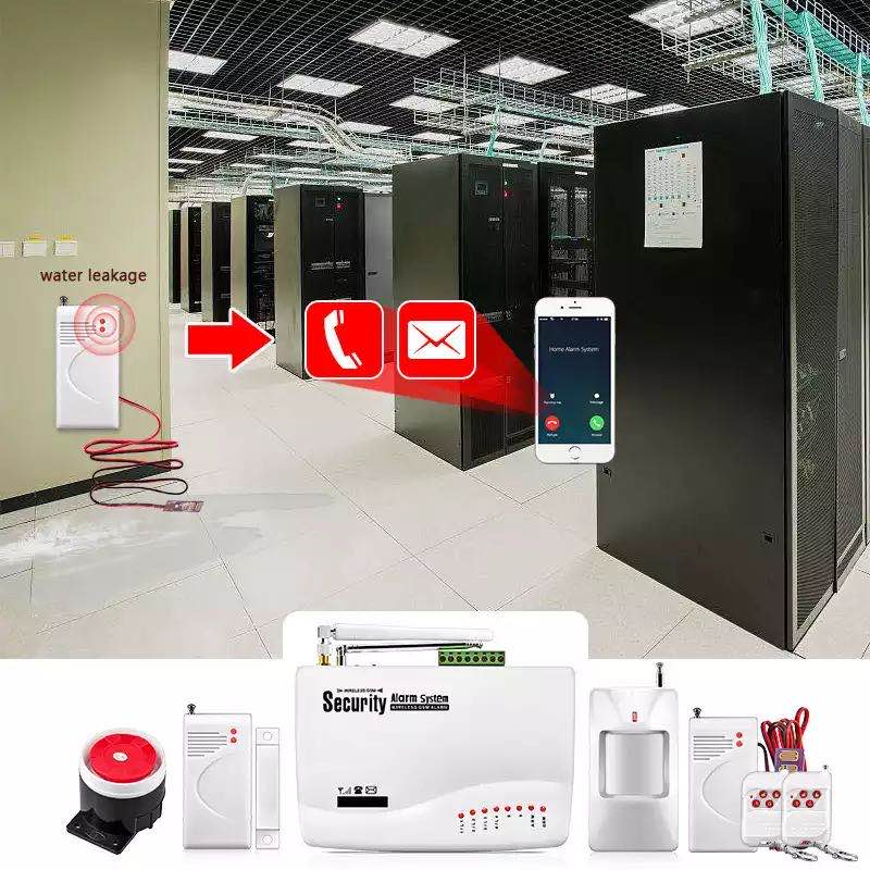 Towode 10A APP Control Wireless GSM Security alarm System home Security Protection 850/900/1800/1900MHz Spanish/Russian/English