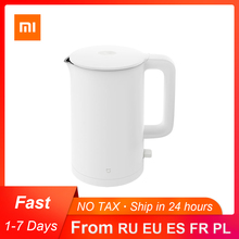 Tea-Pot Electric-Kettle Temperature-Control Boiling Mijia Stainless Xiaomi Fast-Hot 1A