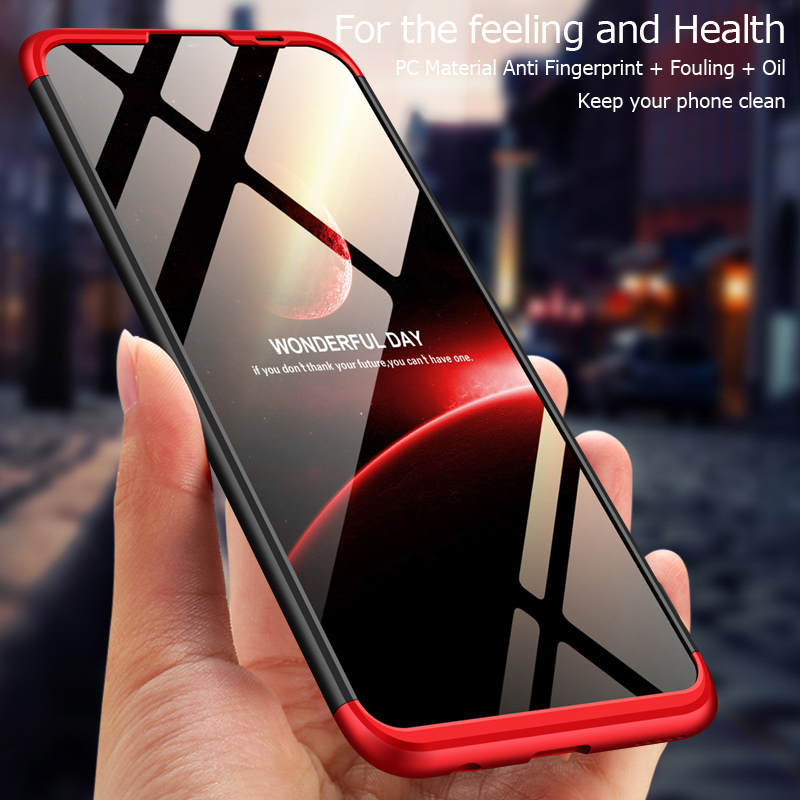 For Huawei P Smart 2019 Case Cover Honor 8X Max GR5 2017 7C 7A Pro Y9 Y7 Y6 Prime 2018 Note 10 V10 6X 7X 9i Mate 20 P20 Lite Bag