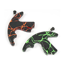 Shooting-Tool Trigger Bow-Compound Power-Bows Thumb-Release Recurve Archery 1pcs Hard-Plastic