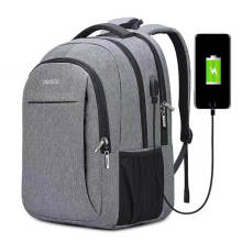 OSOCE Backpack Bags Laptop-Bag Headphone-Jack Usb-Charging-Port Waterproof