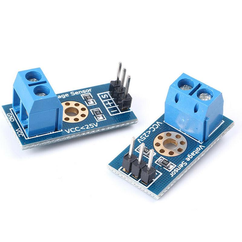 Voltage Sensor Detection Module 0-25VDC for Arduino AVR PIC USA SHIP 5PCS