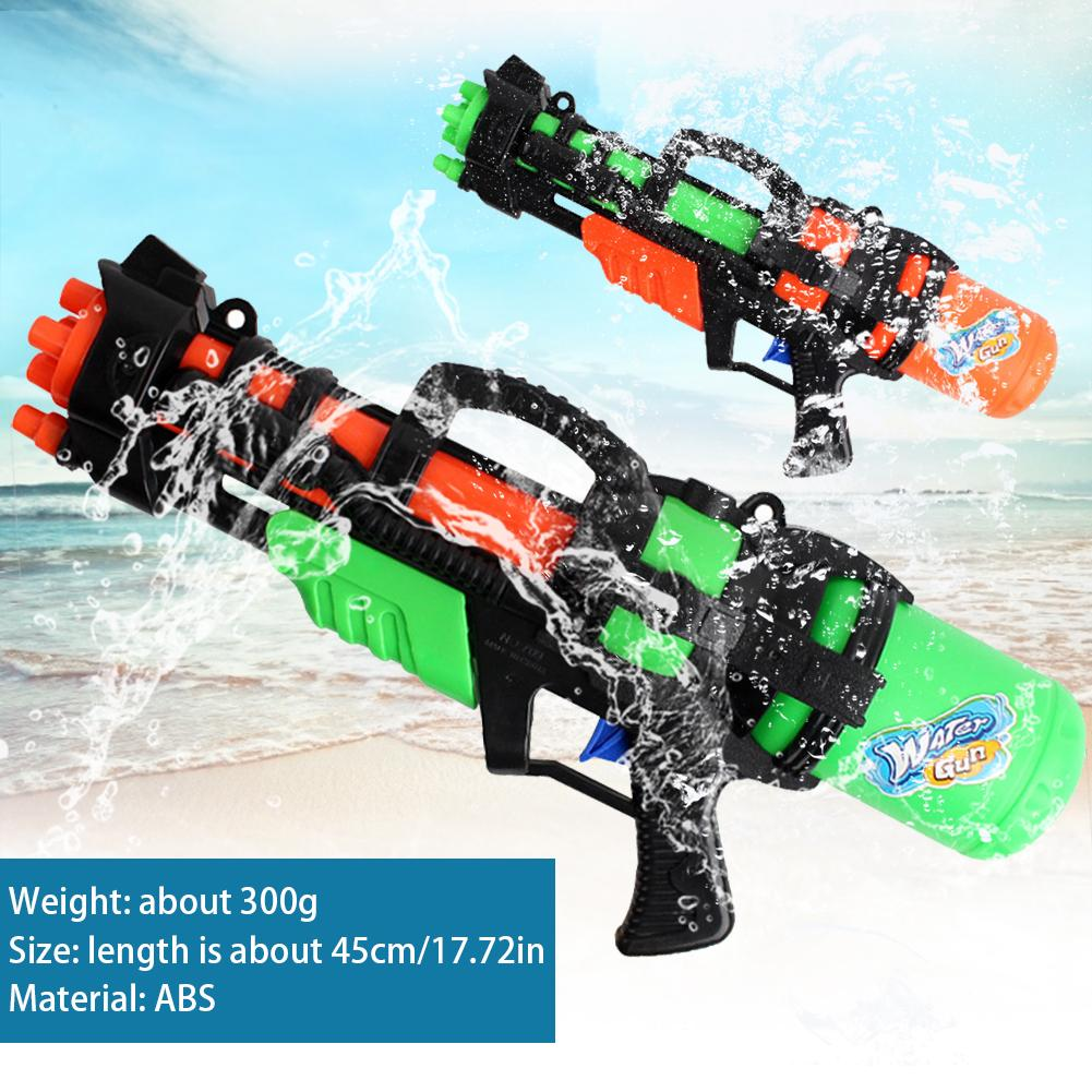 Outdoors - High Pressure Large Capacity Water Gun Toy; Play Gifts For Boys Girls Adults