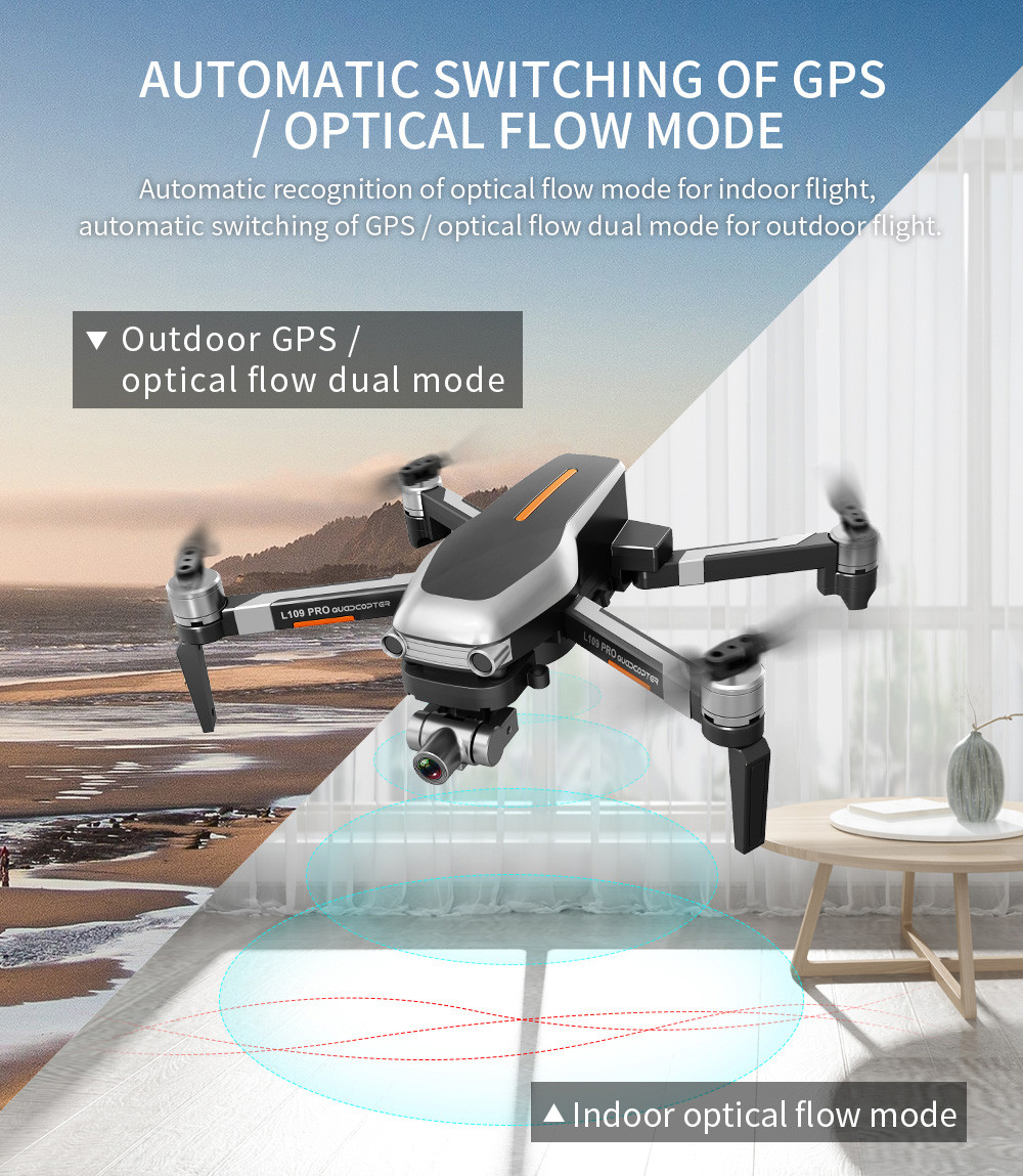 Sink Faucet - L109PRO GPS Drone 4K Quadcopter HD ESC Camera Brushless 5G WiFi FPV HD ESC Camera Brushless Helicopter Long Flight Time