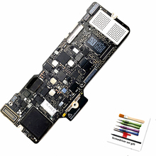Board Motherboard-System-Board Macbook A1534 820-00045-A 8GB 256GB-512GB 12-SSD Logic