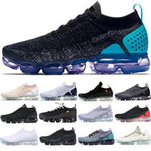Sneakers Vapors Trainers Running-Shoes Grey Black Triple-White Fashion Mens Us Quality